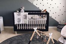 Monochrome Nursery Ideas