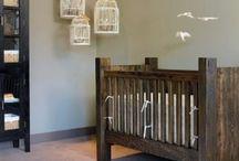 Rustic Nursery Ideas