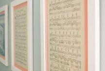 Framed Wall Decor - Nursery
