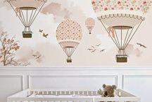 Hot Air Balloon Nursery Ideas