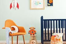 Retro Nursery Ideas