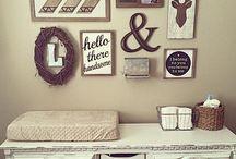 Gallery Wall - Nursery
