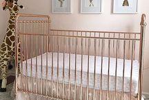 Copper Accent Nursery Ideas