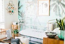 Tropical Nursery Ideas