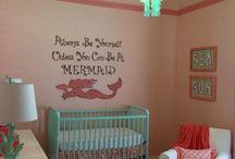 Mermaid Nursery Ideas