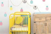 Pineapple Nursery Ideas