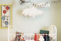 Aviation/Planes Nursery Ideas