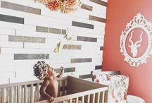 Feature Walls - Nursery