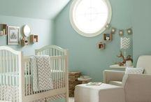 Mint Nursery Ideas