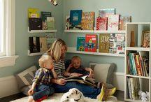 Reading Nooks - Nursery & Kids