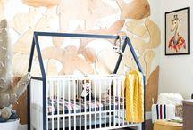 House Theme Nursery Ideas