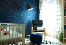 Space Theme Nursery Ideas