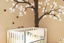 Tree Themed Nursery Ideas
