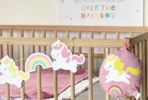 Unicorn Nursery Ideas