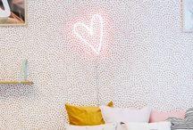 Love Hearts Nursery Ideas