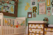 Maximalist Nursery Ideas