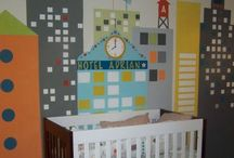 Cityscapes Nursery Ideas