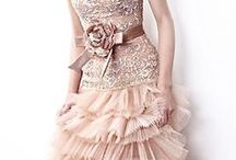 Dream dresses. / The little Cinderella in me would love to wear each one of these dresses.