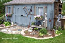 Pallets & gardening