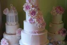 Wish Upon a Cupcake - My Cakes / Wedding Cakes