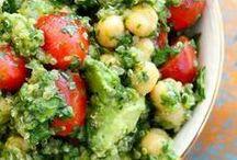 Gluten Free Salads and Veggies / Gluten Free Salads and Veggies