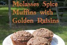 Coconut Flour Recipes / Gluten and Grain Free Coconut Flour Recipes