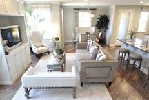 Beautiful Home / Everything to make your house more beautiful. Windows, doors, floors, paint, lighting…etc.
