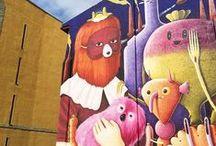 Irdepropio arte urbano