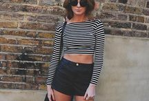 Summer Style / Outfits for a sunny day