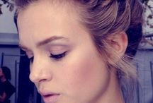 Prom Beauty / Hair, nail and makeup inspiration for PROM