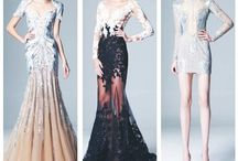 Gowns / Amazing dresses!  Works of art