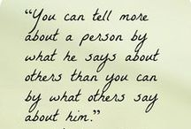 Quotes I Love / Words can be beautiful