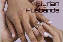 Elyrian Husbands / Inspiration for the book Elyrian Husbands