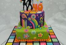 My Celebration Cakes / A selection of Celebration cakes I have made recently