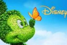 DisneyLand / Le superbe parc DisneyLand en fete !