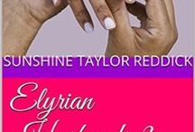 Elyrian Husbands 2: Kellat / Inspiration for my new book