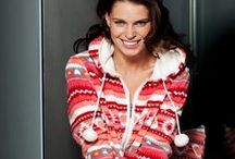 Rebelle Nightwear Collection Winter 2015 / Relax this season with a collection that is full of fashion and will also keep you warm and snuggly through the colder days and nights!