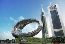 Dubaï / Les projets fous lancés à Dubaï : des records du monde