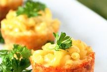 Mac' and cheese <3.