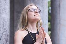 YOGA - inspiration, asanas, karma and tips & tricks / From www.cathrineyoga.dk