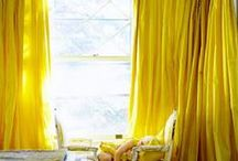 Window treatments / by Fino Lino