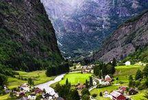 Wonderful World | Прекрасные места