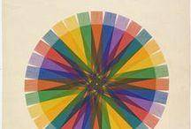colours: like a rainbow / a multi-coloured world