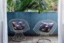 balcony / patio / small garden