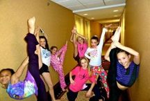 Dance moms / by Hannie