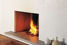 elements / water, wood, fire, earth and metal at home