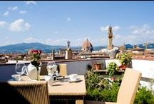 Florence Apartments with view / Our apartments with view in the centre of Florence, Itlay