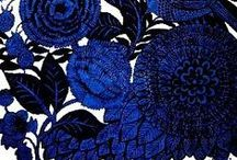colours: dark blue + / teal, navy and other darks