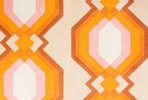 colours: orange + / warm and sunny tones