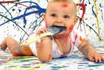 Zuga Time / Nuestros hijos se pintan, se disfrazan, bailan, juegan, hacen todo tipo de locuras y nosotros los fotografiamos.